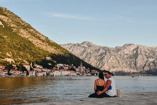 top sights in Kotor Bay: visit sleepy Perast