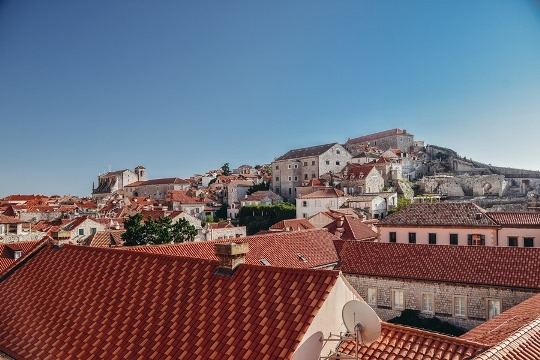 things to do in Dubrovnik, Croatia: Dubrovnik`s old town is one of the best things to see in Dubrovnik in Croatia because the old town is home to numerous museums, churches and historical sights.