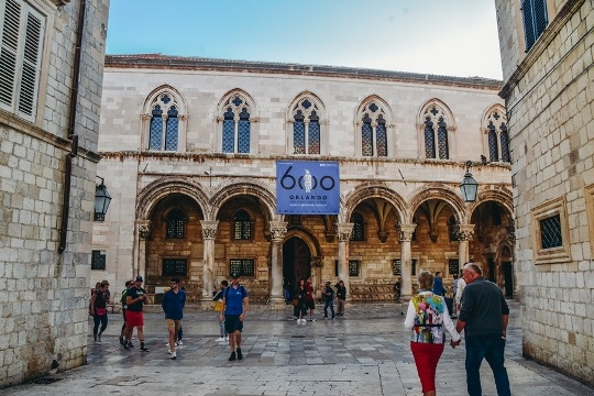 Dubrovnik`s museums: Rector`s Palace is one of top attractions in Dubrovnik becasuse this iconic palace used to be a political building built for the rector of the medieval city.