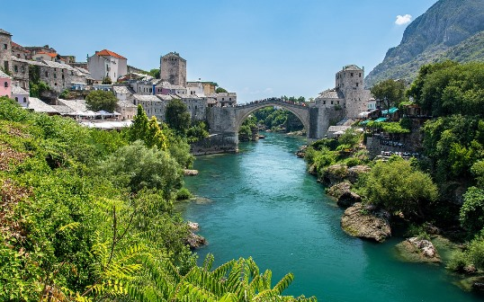 day trip from Dubrovnik to beautiful Mostar