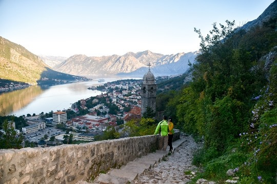 uncovering mediaval Kotor in Montenego