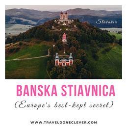 Banska Stiavnica Slovakia - what to see and do
