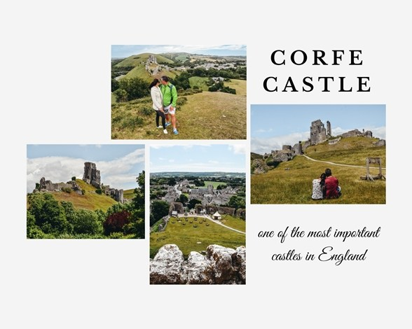Corfe Castle: This thousand-years-old ruined castle, built by William the Conqueror, dates back to the 11th century. Explore the ruins at your own pace, and find out what life might have been like on the castle. Discover the secrets of these spectacular medieval ruins built on a steep hill and learn more about its history.