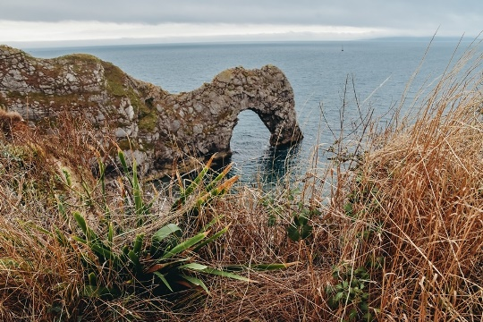 things to do in Dorset: If there`s one thing that Dorset is best known for, it`s Durdle Door. This iconic rock archway over the sea is a geographical wonder and also one of Dorset`s best-loved attractions. The natural limestone arch, created by erosion million years ago, is a part of the Jurassic Coast World Heritage Site. In fact, a world-famous Durdle Door is one of the most beautiful things to see in Dorset. With such jaw-dropping views, you will never want to leave this place!