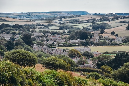 Abbotsbury village on the Jurassic coast: A charming village, with picture-perfect buildings, is not only steep in history but also is surrounded by beautiful scenery. After exploring Abbotsbury`s streets, make sure you check out Sub-Tropical Gardens with rare plants and the Swannery.