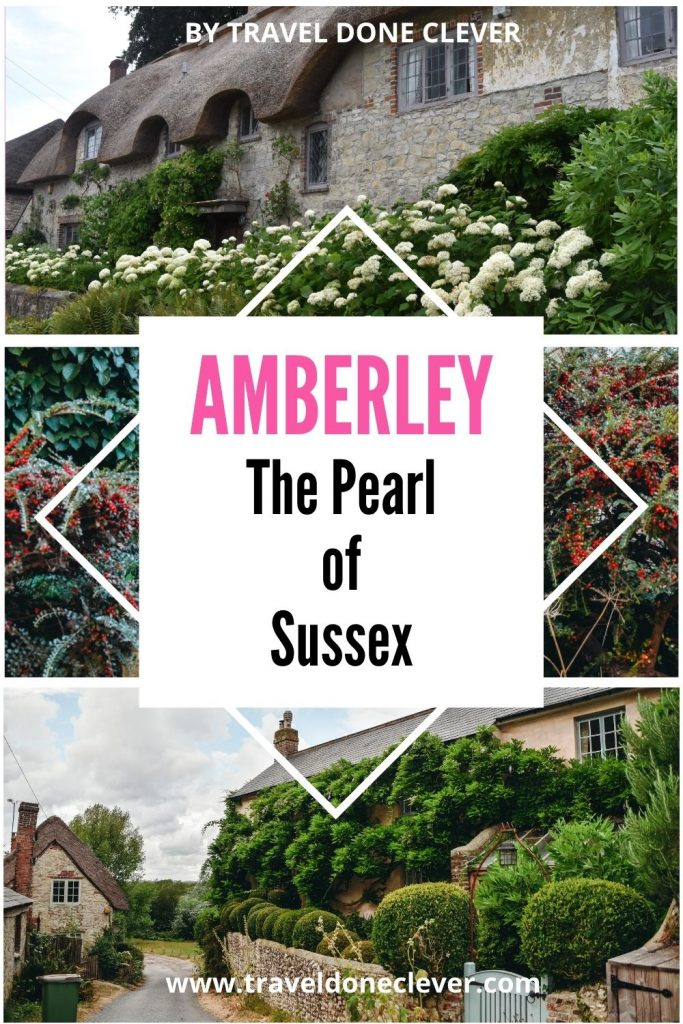 Exploring Amberley village, the Pearl of Sussex