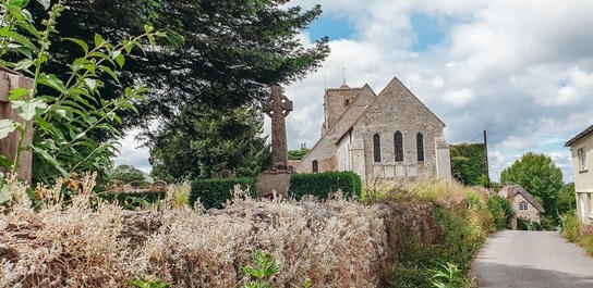 When in Amberley village, make sure you explore the twelfth-century Michael`s Church with medieval wall paintings.
