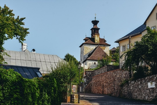 Knocking Tower: Tower Klopacka is another tourist attraction in Banska Stiavnica because this tower called miners for their morning shift at 2.30 am. Today, the Knocking Tower is home to a cosy tea house.