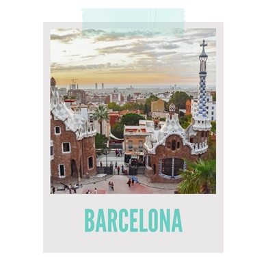 Barcelona weekend getaway