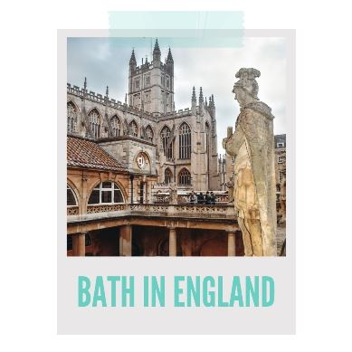 Bath UK weekend getaway