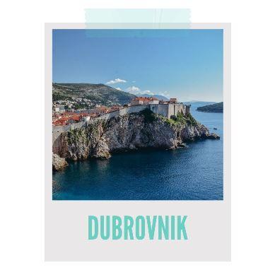 Dubrovnik weekend getaway banner