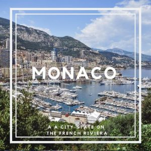 Monaco country in Europe