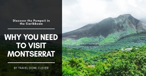 Montserrat island best things to see and do: travel blog