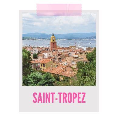 Saint Tropezz Banner weekend getaway