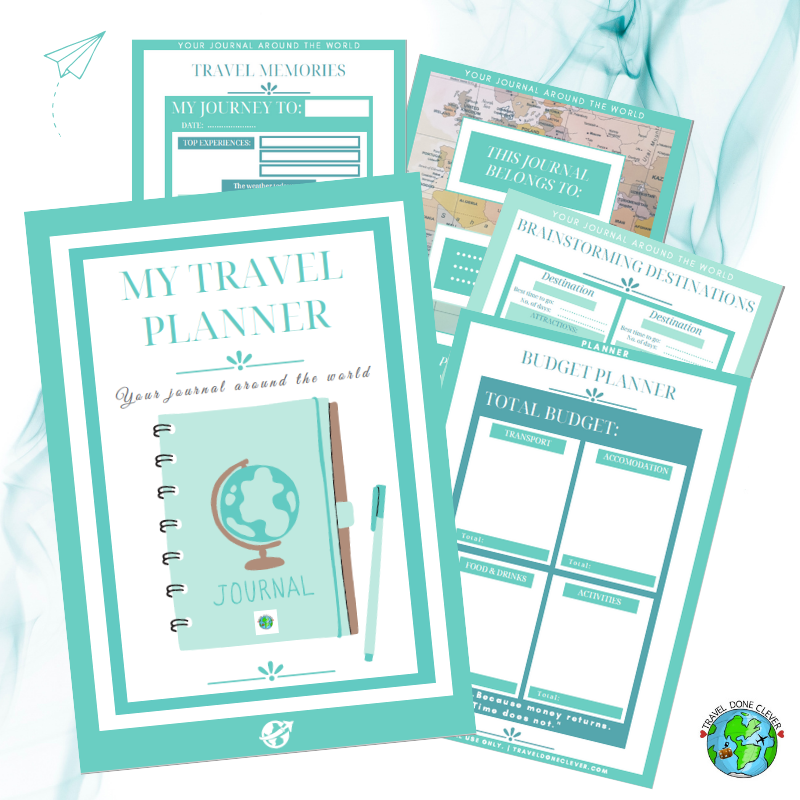 Travel Done Clever - travel planner