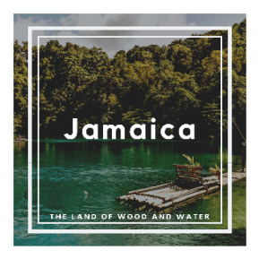 travel to Jamaica island in the Caribbean