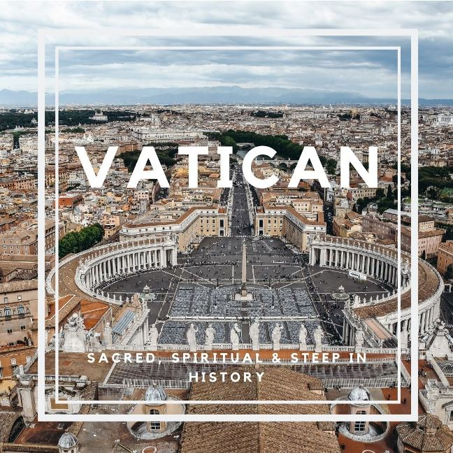 Vatican country in Europe