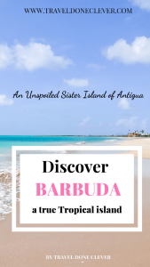 Uncover Barbuda on a day trip from Antigua and discover the Caribbean how it used to be.