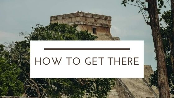 how to get to the site