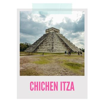 Chichen Itza pyramid in Mexico: discover beautiful Maya ruins in Mexico