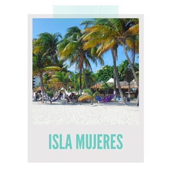 Isla Mujeres island near Cancun