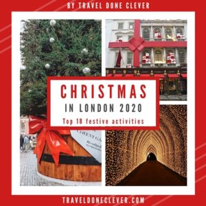 what to do at Christmas in London, UK. Discover the best things to do in London at Christmas.