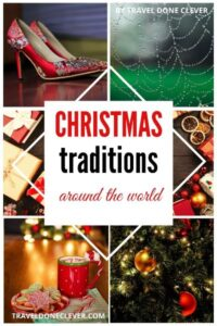 Unusual and unique Christmas traditions around the world (the United Kingdom, Japan, Guatemala, Norway, Czech Republic, Slovakia, Ukraine and otheres.