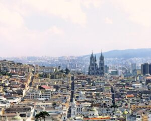 travel around the world quiz: ecuador quito