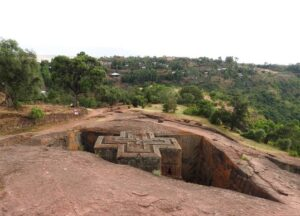 travel around the world quiz - lalibela ethiopia