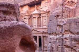 travel around the world quiz: Petra