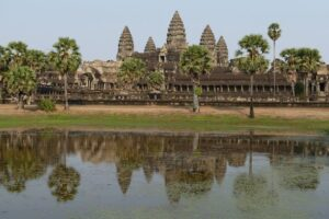 travel around the world quiz Angkor watt