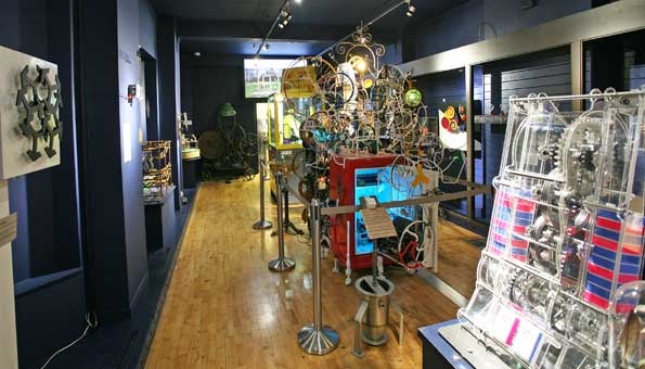 things to do in Stratford upon Avon: The MAD Museum is a unique attraction in Stratford because it is the only specialist attraction of its kind in the United Kingdom.