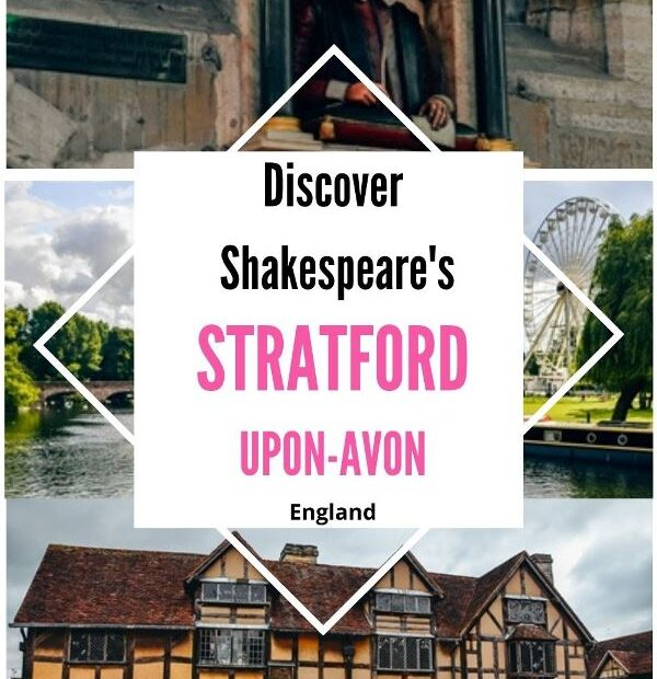 Uncover Shakespeare's town and discover the top best things to do in Stratford-upon-Avon in England (incl. attractions not related to Shakespeare).