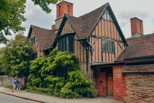 things to do in Stratford-upon-Avon: Hall's Croft, located only a short walk from Shakespeare's New Place, is another Shakespeare-related house which was once home to Shakespeare's oldest daughter and her husband Dr Hall.
