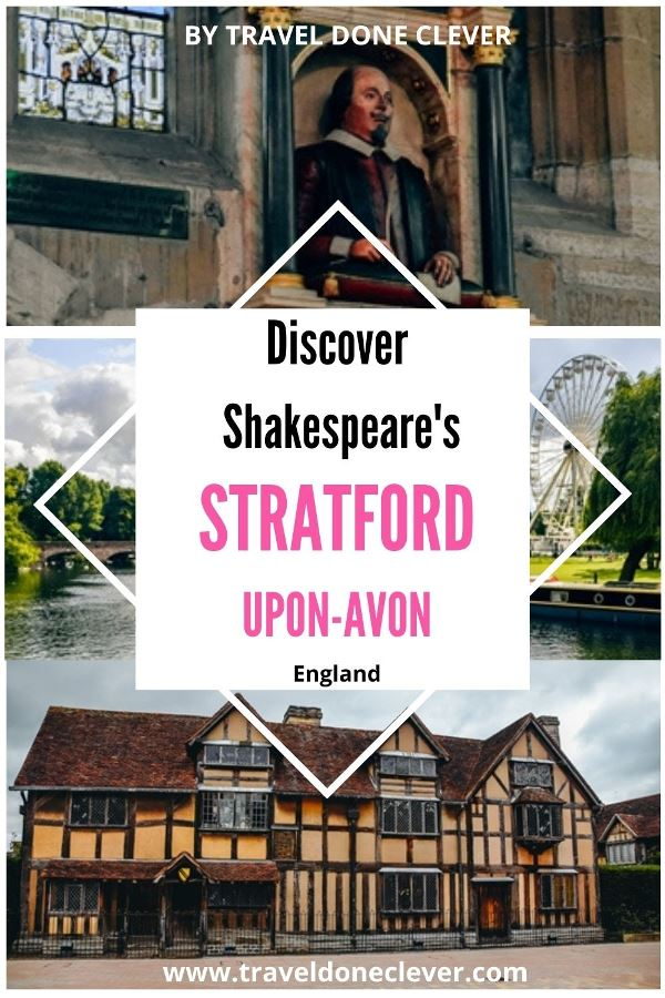 Things to do in Stratford-upon-Avon, England