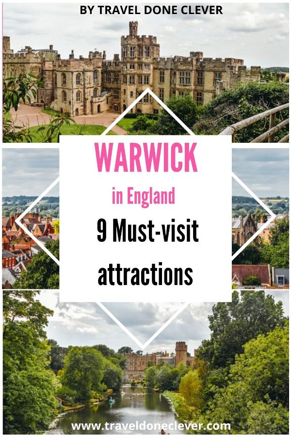 Best things to do in Warwick, England
