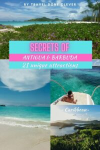Pristine white sandy beaches, warm turquoise waters, coconut palm trees, Antigua and Barbuda is a paradise! Discover top things to do in Antigua and Barbuda in the Caribbean..