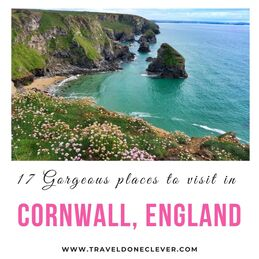 all you need to know about gorgeous places to visit in Cornwall, England