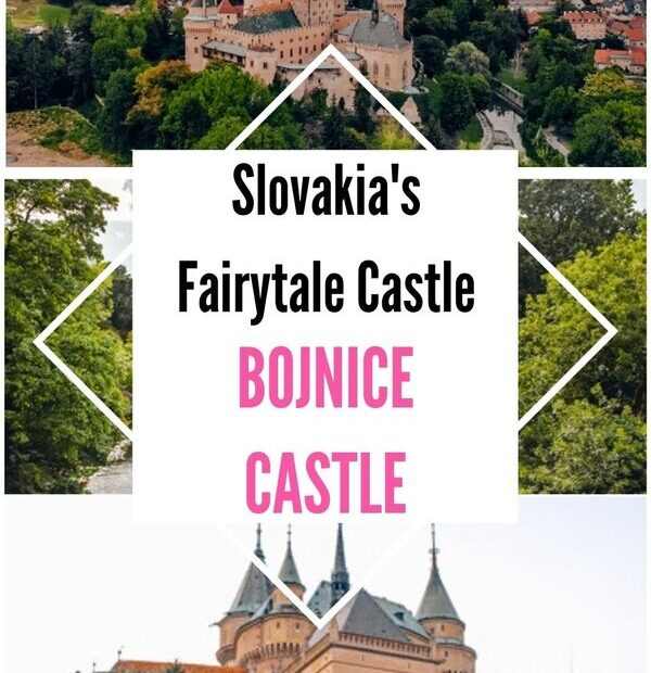 Bojnice Castle - Slovakia's Fairytale Castle. Discover the fairytale-like Bojnice Castle in Slovakia and fulfil all your Disney fantasies. Visit the prettiest and one of the most visited Slovak castles. After the castle, discover other unique attractions in Bojnice. Day trip from Bratislava to Bojnice in Slovakia.