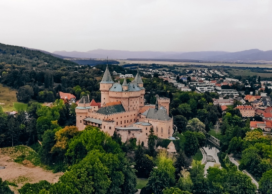 Bojnice: Beautiful Bojnice castle hosts numerous public events during the year. Don`t miss the Festival of Castle Stories which follows up the famous International Festival of Ghosts and Spectres.