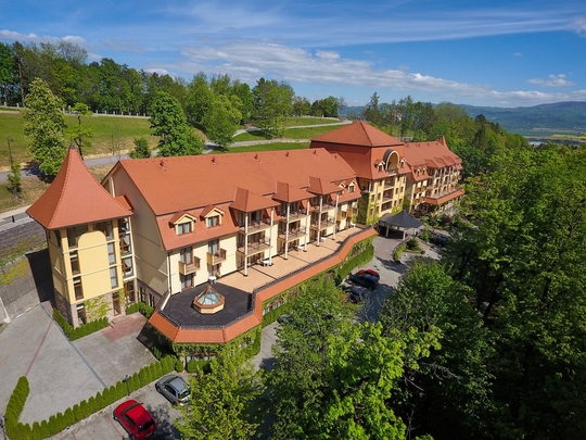 Bojnice: Bojnice Spa with nine natural thermal springs is an excellent place for everyone who is looking for a peaceful experience. The spa offers different type of packages with wellness experiences. Therefore, Bojnice Spa is one of the top attractions in Bojnice.