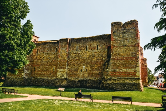 castles in England: Colchester Castle is one of the best castles in England because it is very unique. The largest Norman Keep in Europe was built on the foundations of the Roman Temple of Claudius, which was the largest temple of its kind in Roman Britain. Therefore, Colchester Castle is one of the best British Castles.