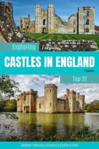 top best castles in England