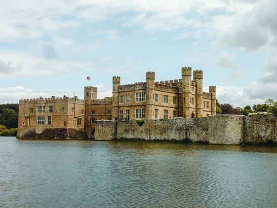 best British castles