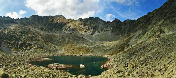 High Tatras Slovakia: Hiking to Capie Pleso is another beautiful hike in the High Tatras, because it offers scenic views. The hike from Skok waterfall to Capie Pleso is moderate and takes about 3 hours from Strbske Pleso.