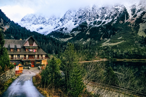 High Tatras Slovakia: Popradske Pleso is one of the popular hikes in the High Tatras in Slovakia because it is a starting point for many hikes in the Tatra Mountains. From here, you can hike to Rysy, Koprovsky Peak or Velke Hincovo Tarn. Once here, stop at Majlathova mountain hut for a refreshing drink or try some traditional Slovak meal.