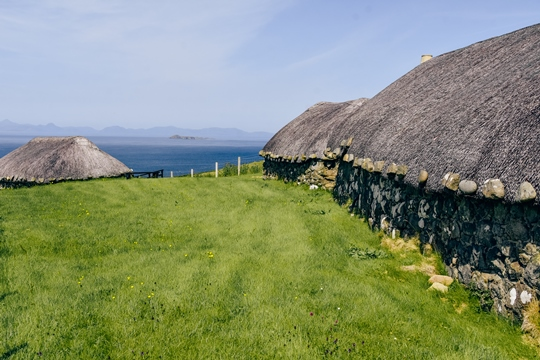 things to do in Isle of Skye: Visiting the Skye Museum of Island Life is one of the best things to do in the Isle of Skye if you are looking for cultural activity. Take a tour through time and discover how the locals used to live in the past