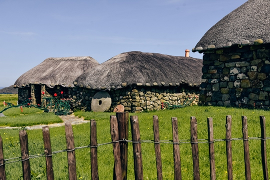 things to do in Isle of Skye: Visiting the Skye Museum of Island Life is one of the best things to do in the Isle of Skye if you are looking for cultural activity. This unique museum gives you a chance to see what life was like in an old Highland village. Here, you can learn more about the history that shaped the island's way of life.