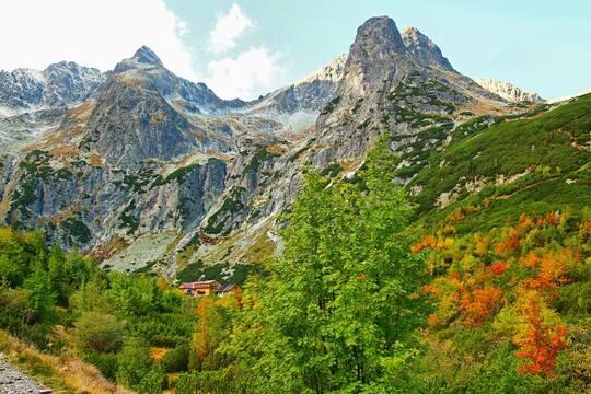 Tatra Mountains - best hikes in Slovakia.