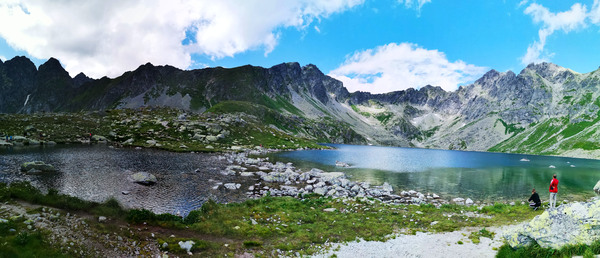 High Tatras Slovakia: The hike to Velke Hincovo Pleso should be on your list when exploring the High Tatras in Slovakia. Velke Hincovo Pleso is the largest and deepest glacial mountain lake on the Slovak side of the Tatra Mountains. You can find it in Hincova valley. Hike from Strbske Pleso to Velke Hincovo Pleso and back is a moderate hike with spectacular views. It is a half-day high altitude hike (6 hours plus stops).